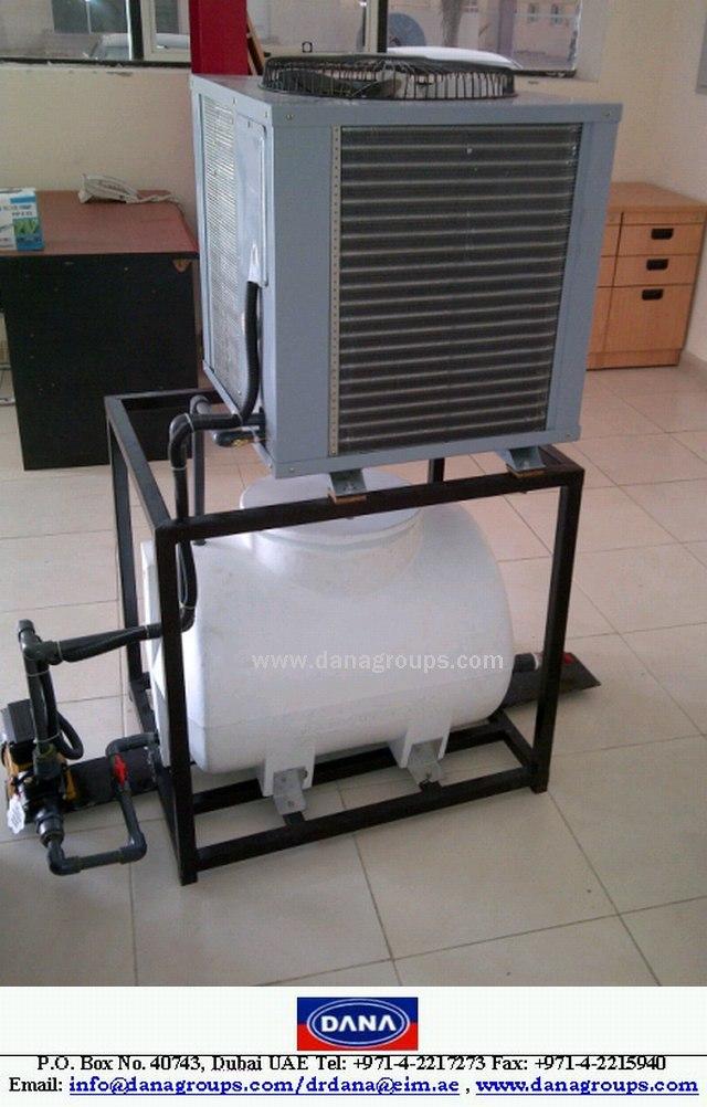 مبرد المياه مبرد المياه تبريد ماء الخزان Dana Group