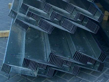 Steel Purlins Profile Sheets Roofing Shed Gi Pvdf From