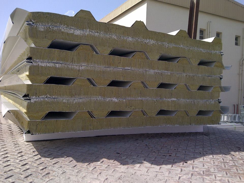 Sandwich Panels Dana Group A Well Established Group Of