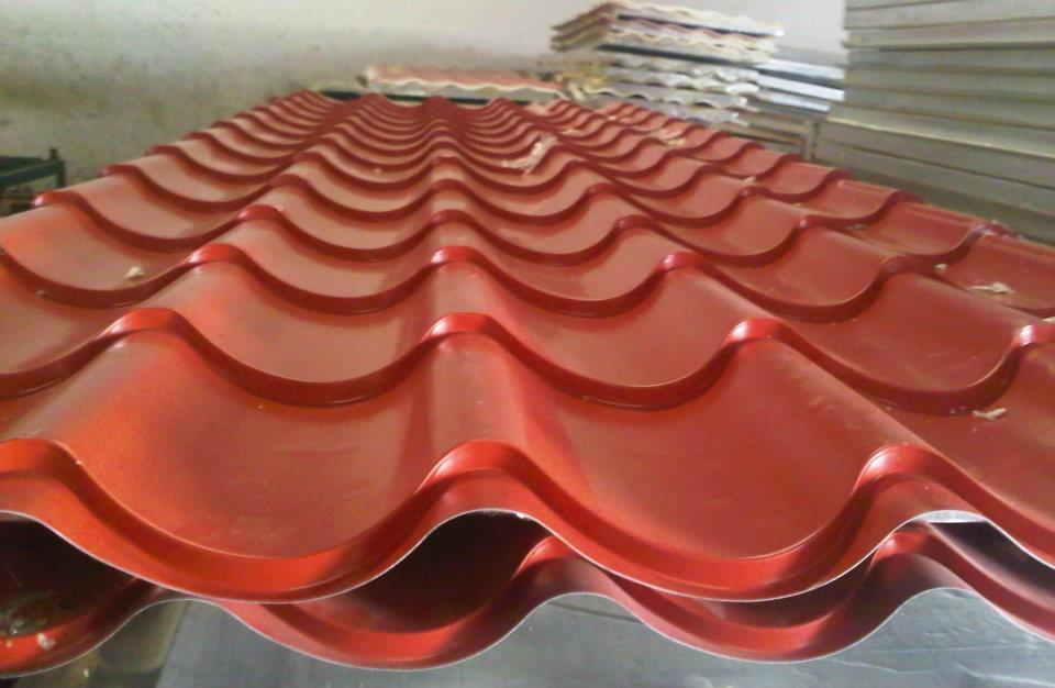 Tiles Fixing In Dubai : Profile sheets dana group a well established of