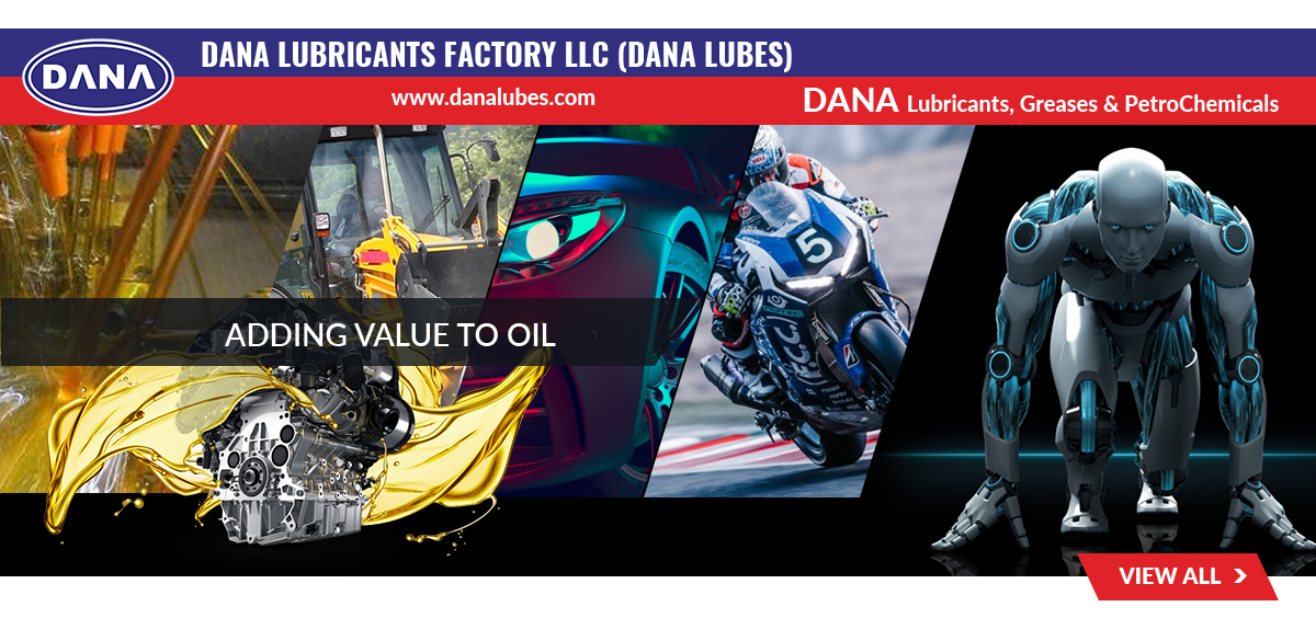 Dana Lubricants Factory Uae Dana Group A Well